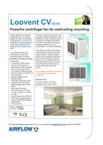 Loovent CV