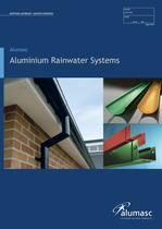 Aluminium Rainwater Systems