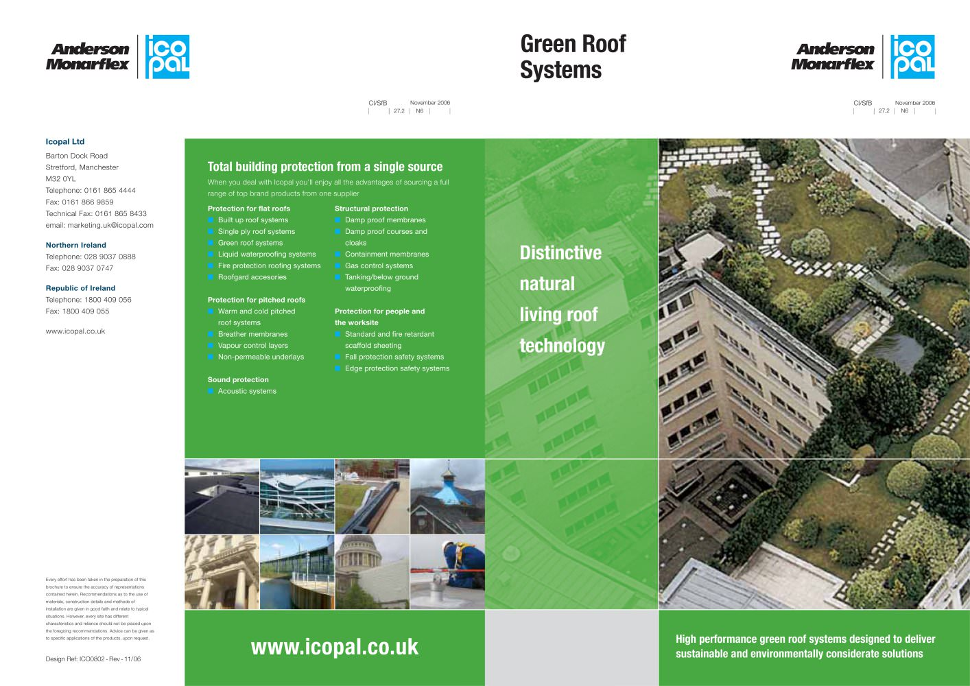 Green Roof Systems   1 / 14 Pages