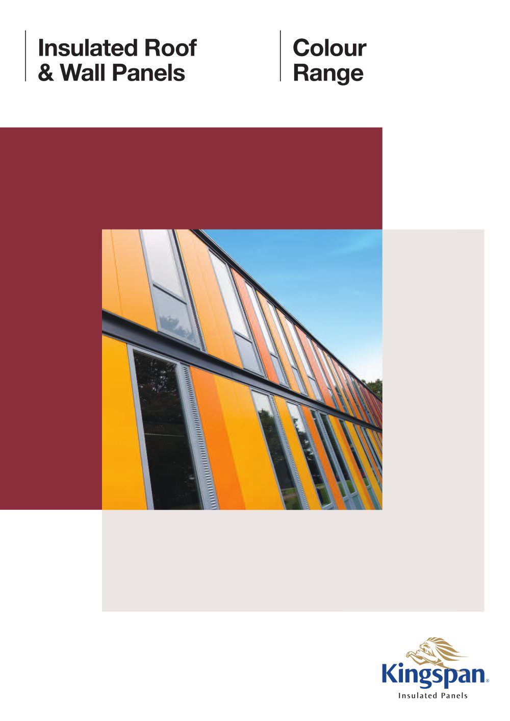 Colour chart kingspan insulated panels pdf catalogues colour chart 1 12 pages nvjuhfo Choice Image