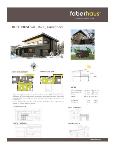 Duo House