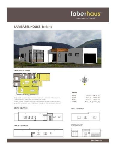 LAMBASEL HOUSE, Iceland