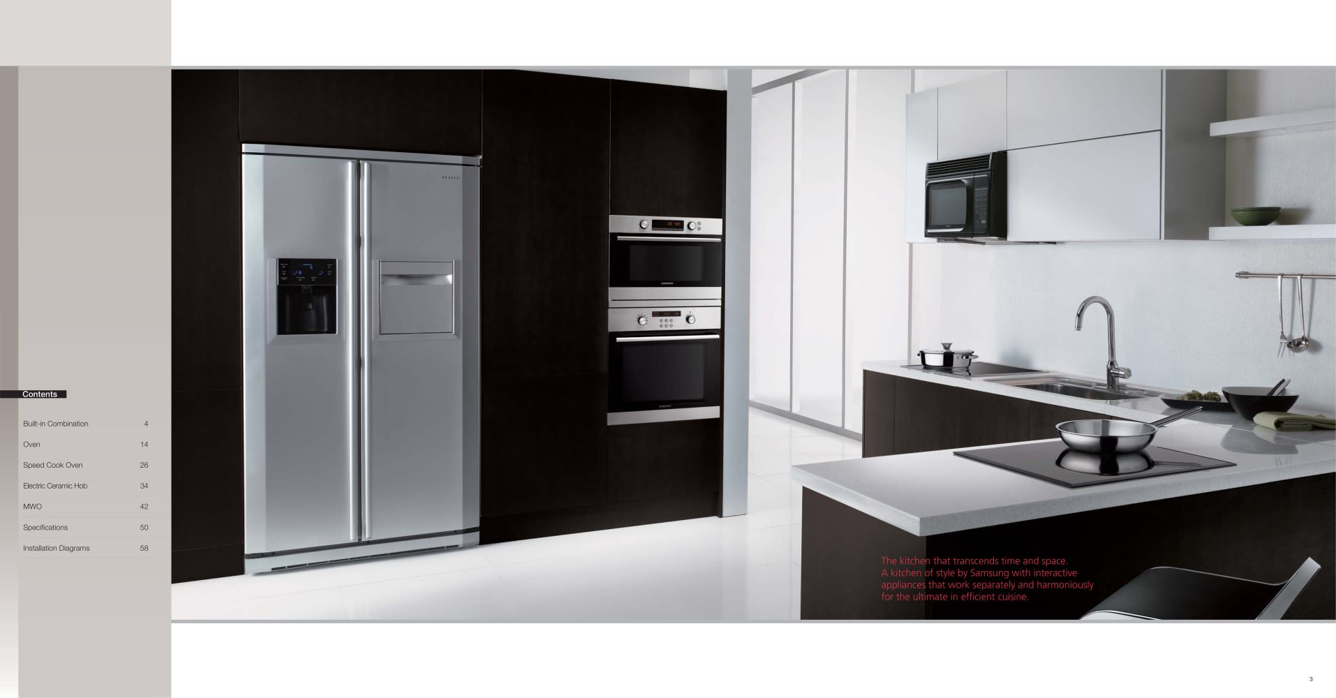 kitchen appliances: samsung kitchen appliances