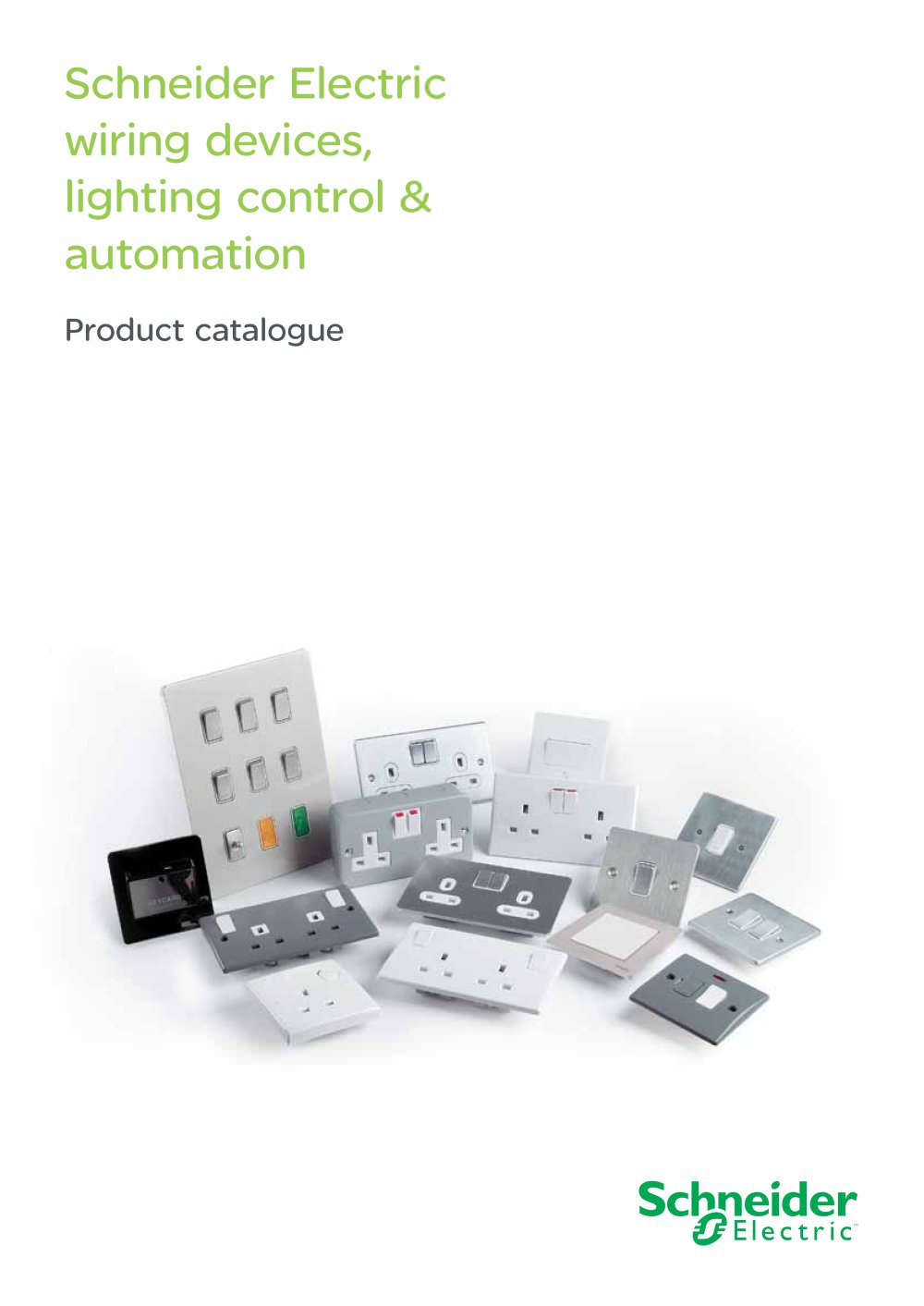 Schneider Electric wiring devices, lighting control & automation ...