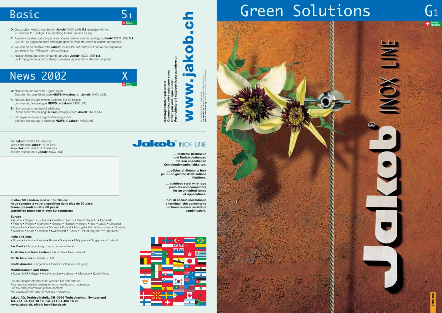 Green solutions G1 - JAKOB FRANCE - PDF Catalogues | Documentation ...