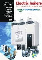electric boilers