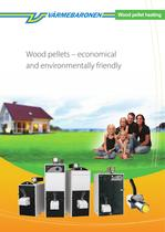Wood pellet heating