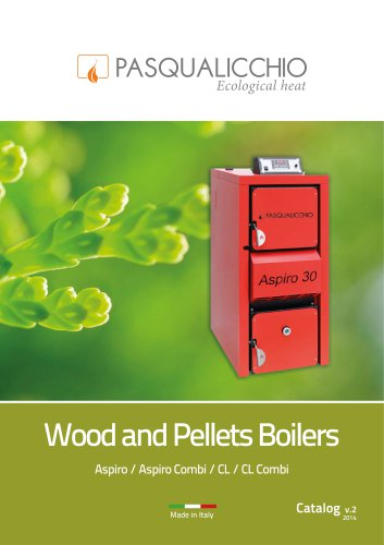 Woods and Pellets Boilers
