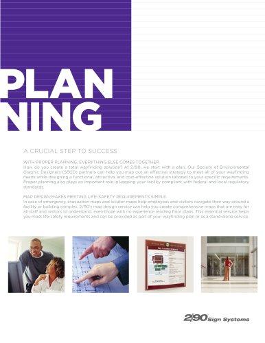 Planning Flyer