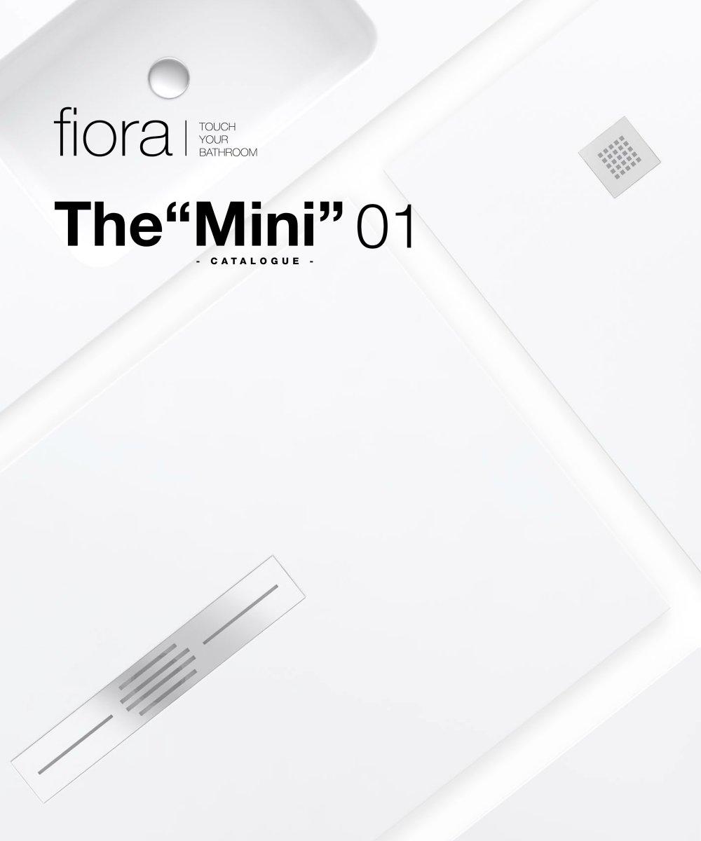 Fiora Piatto Doccia Privilege.The Mini 01 Fiora Pdf Catalogs Documentation Brochures