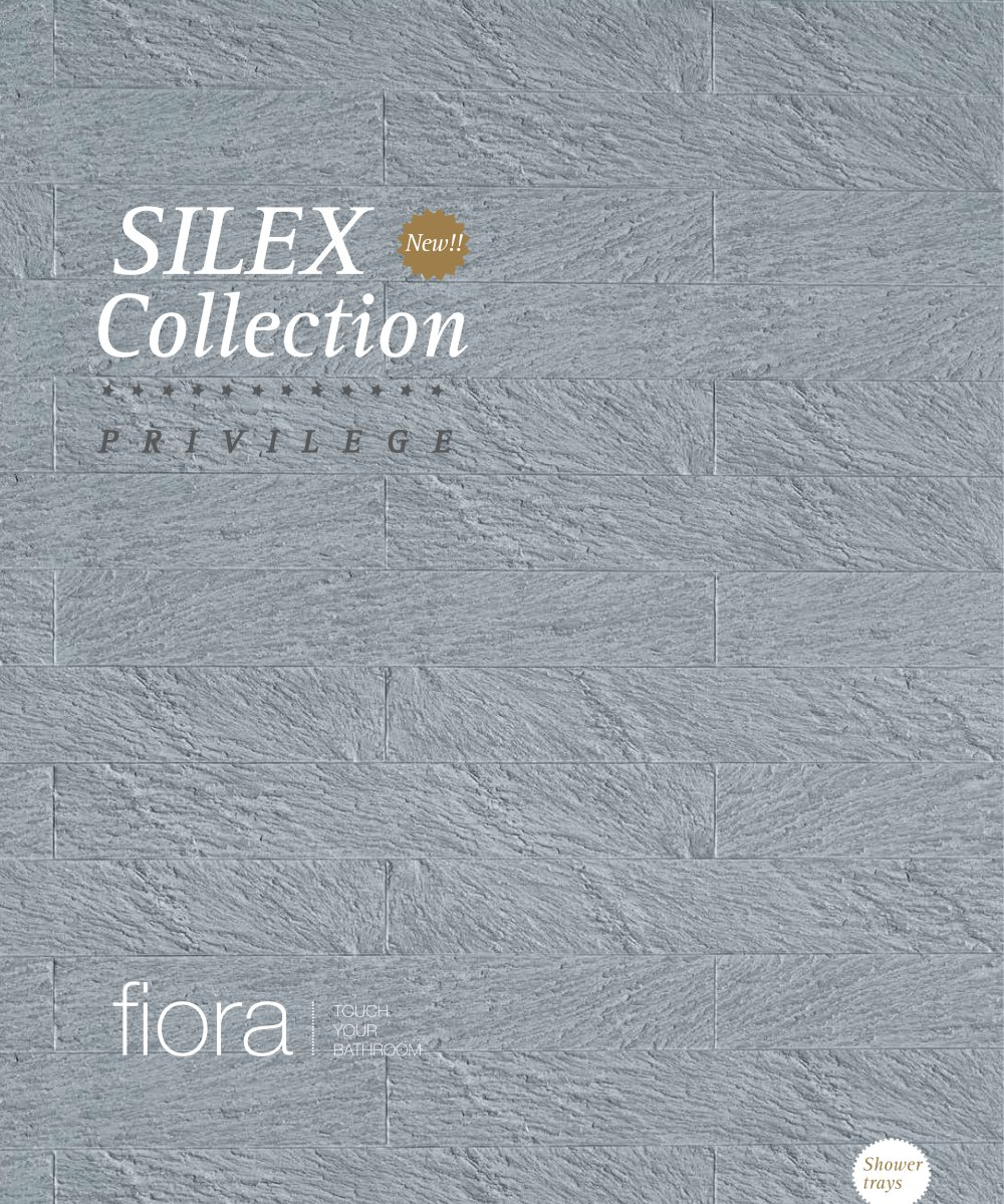 Silex Privilege Col Fiora Pdf Catalogues Documentation