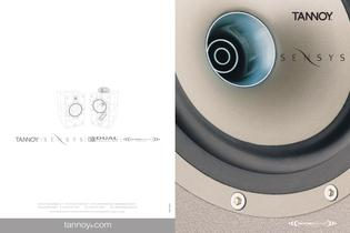 Tannoy sensys