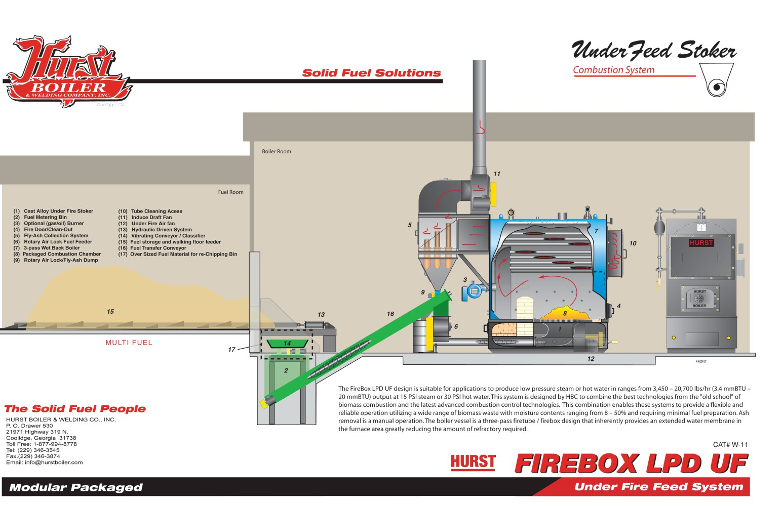 Wood 11 firebox fuel floor hurst boiler welding co inc wood 11 firebox fuel floor 1 1 pages pooptronica