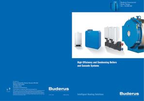 High Efficiency and Condensing Boilers