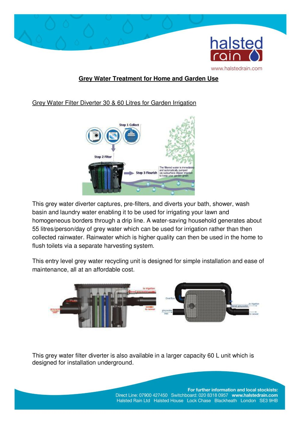 Home Water Treatment Systems Cost Grey Water Treatment For Home And Garden Use Tower Tank Systems