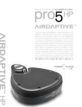 pro5 airdaptive hp spec-sheet