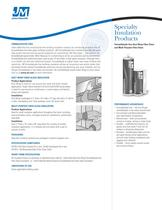 Specialty Insulation Products