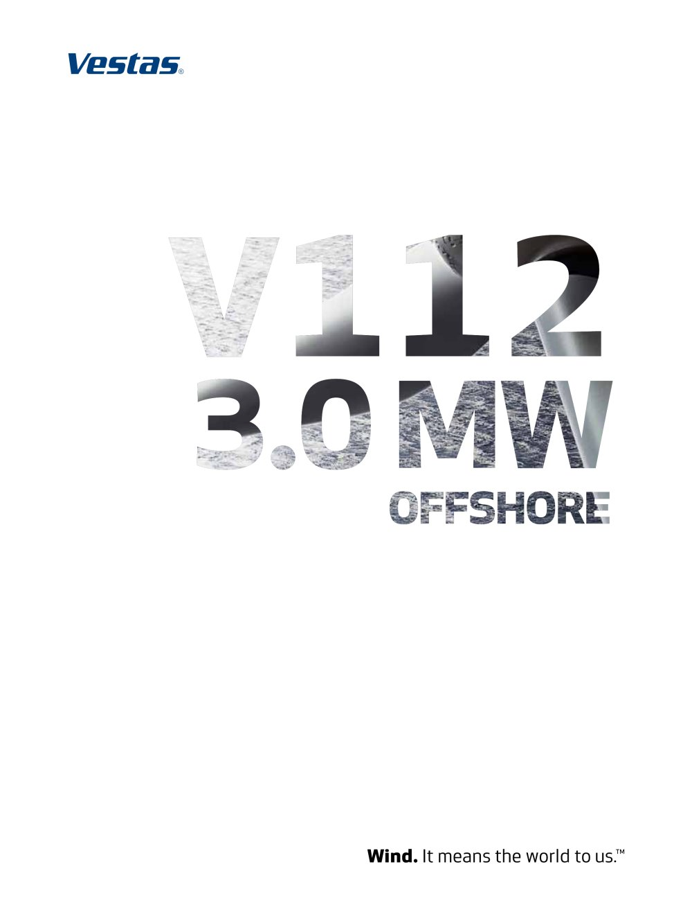 Vestas V112 30 Mw Offshore Vestas Pdf Catalogs Documentation