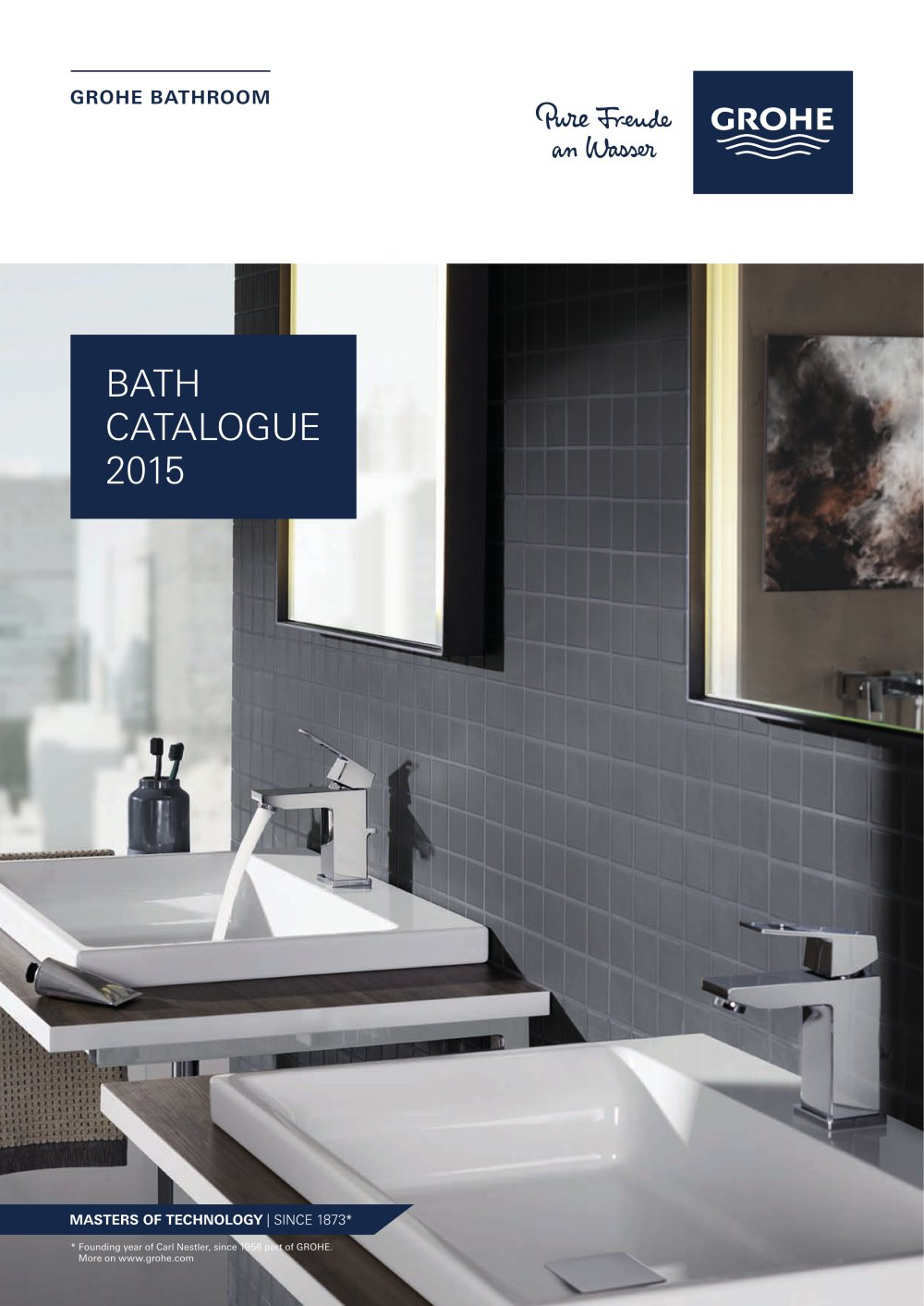 Bathroom Catalogue 2015 - GROHE - PDF Catalogues | Documentation ...