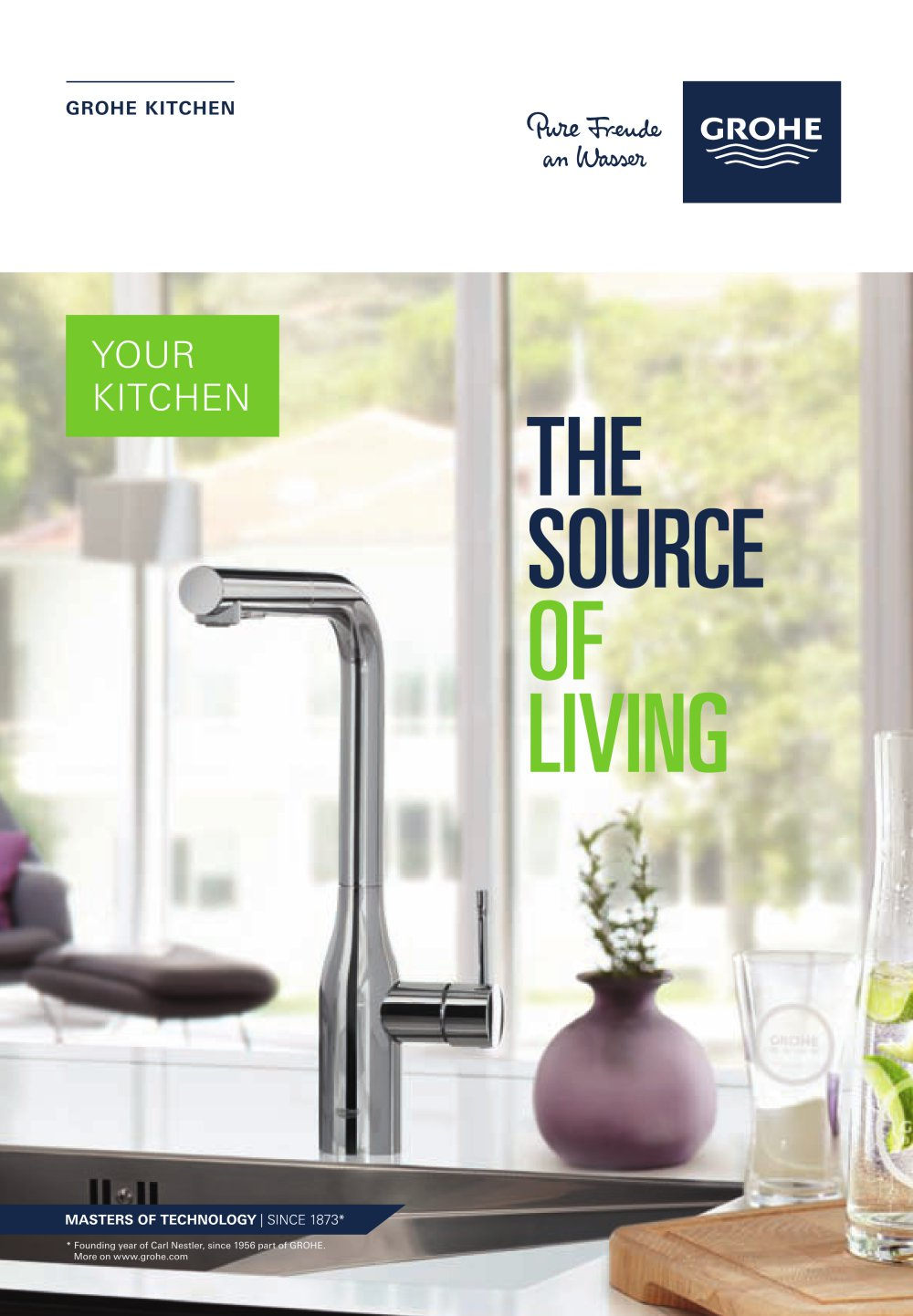 Grohe Kitchen - GROHE - PDF Catalogues | Documentation | Brochures