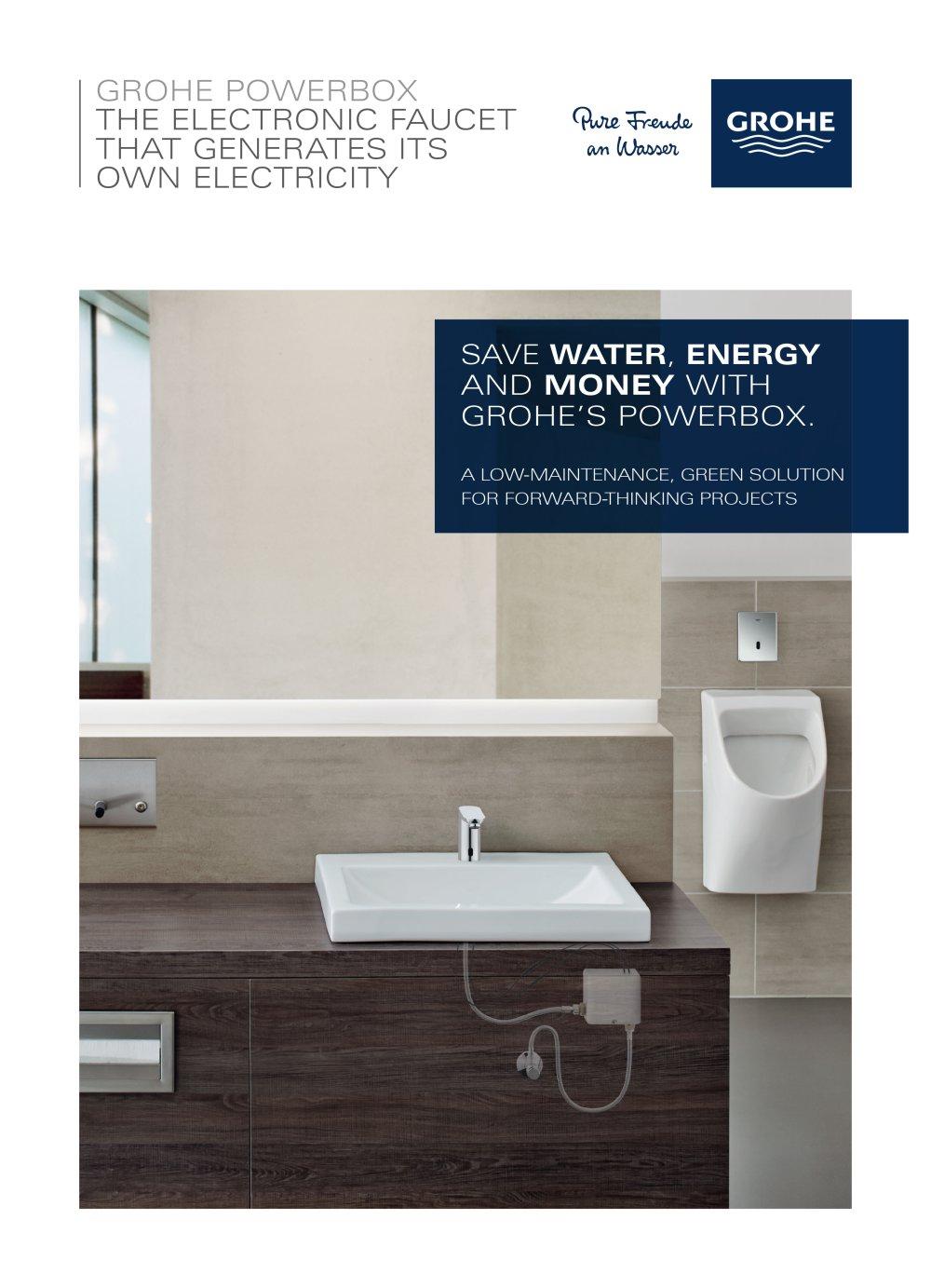 Grohe Bathroom Accessories Catalogue - Bathroom Designs
