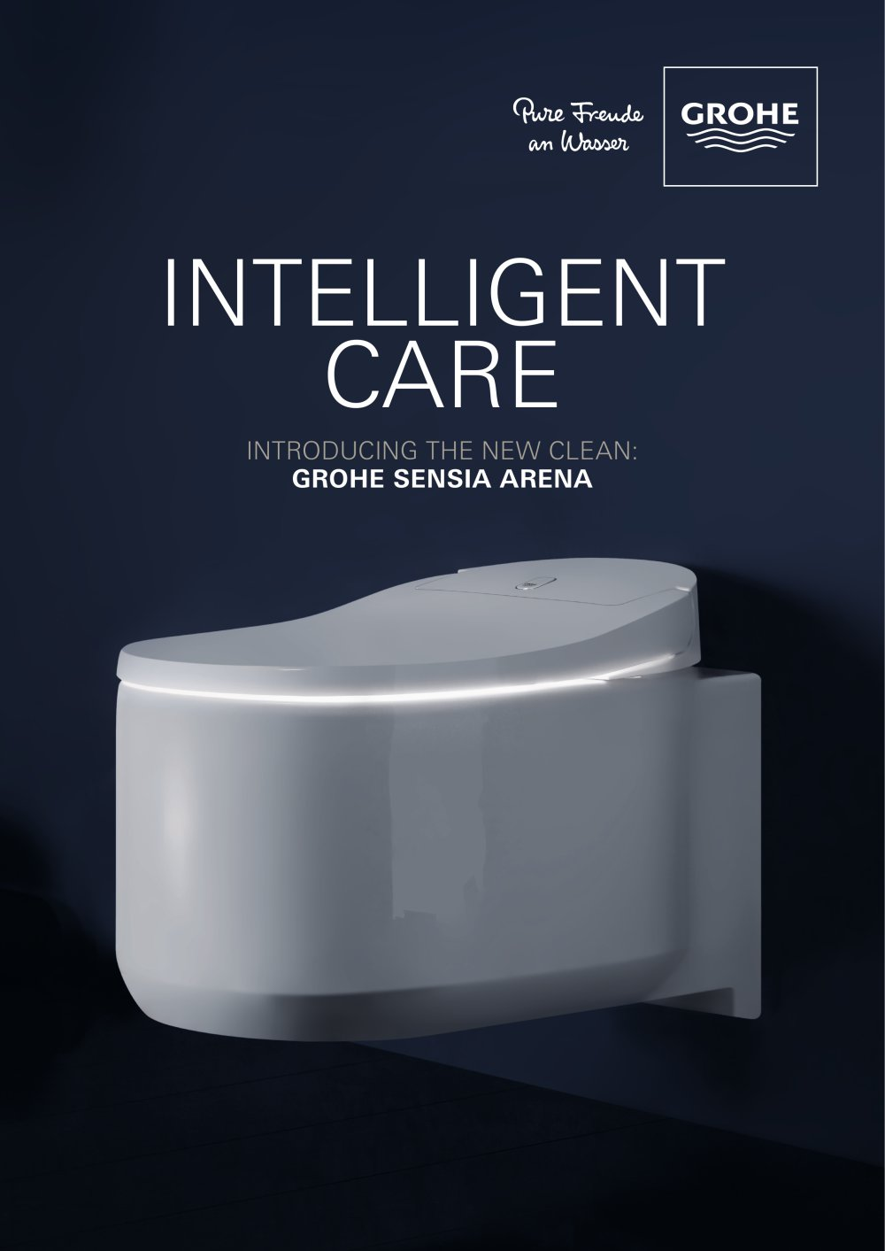 GROHE Sensia Arena Shower Toilet - GROHE - PDF Catalogues ...