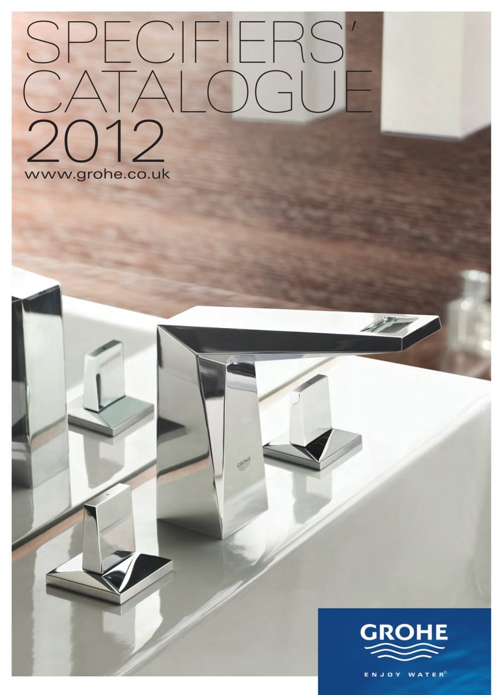 Specifiers\' Catalogue 2012 - GROHE - PDF Catalogues | Documentation ...