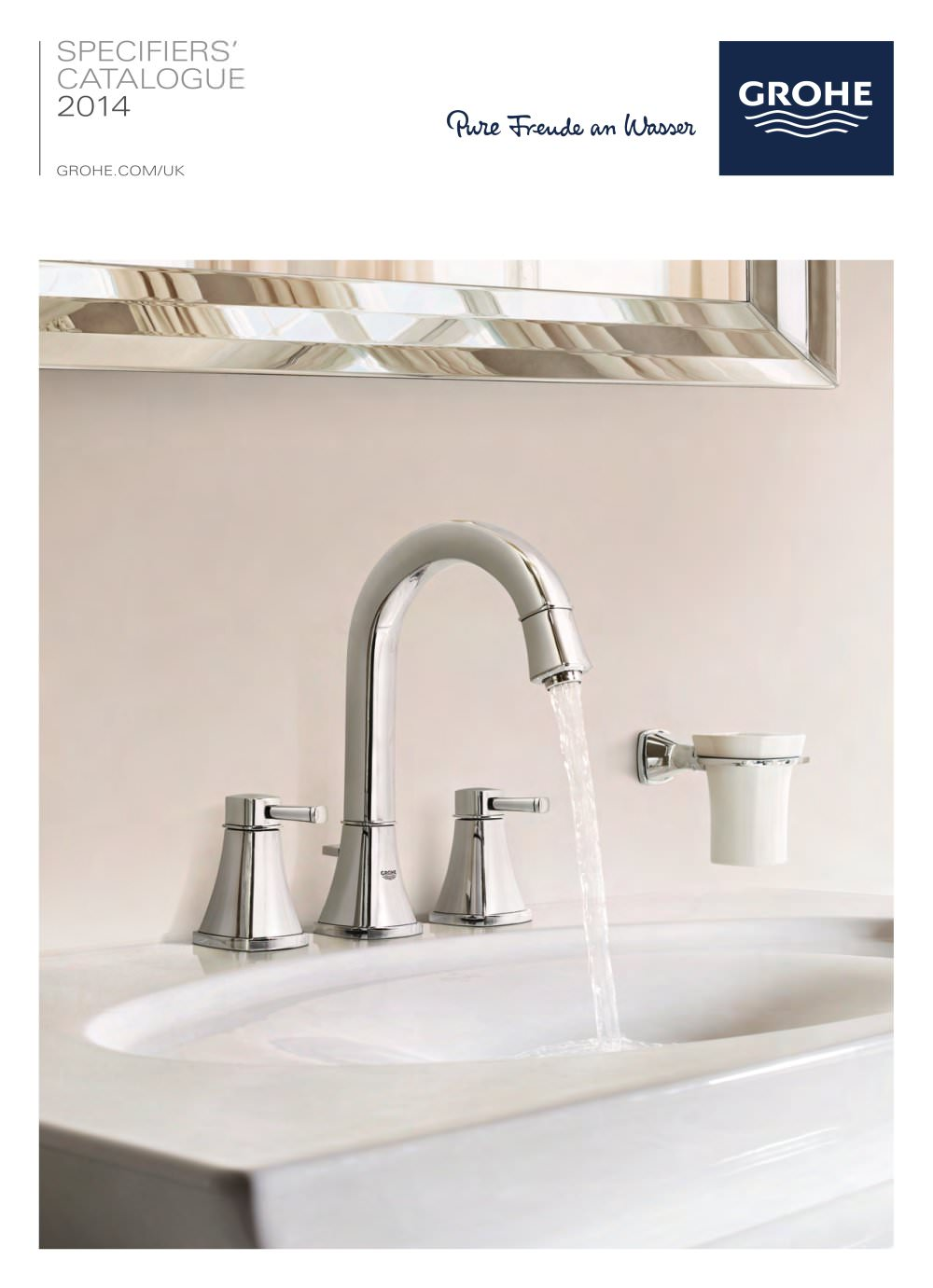 specifiers catalogue 2014 - GROHE - PDF Catalogues | Documentation ...