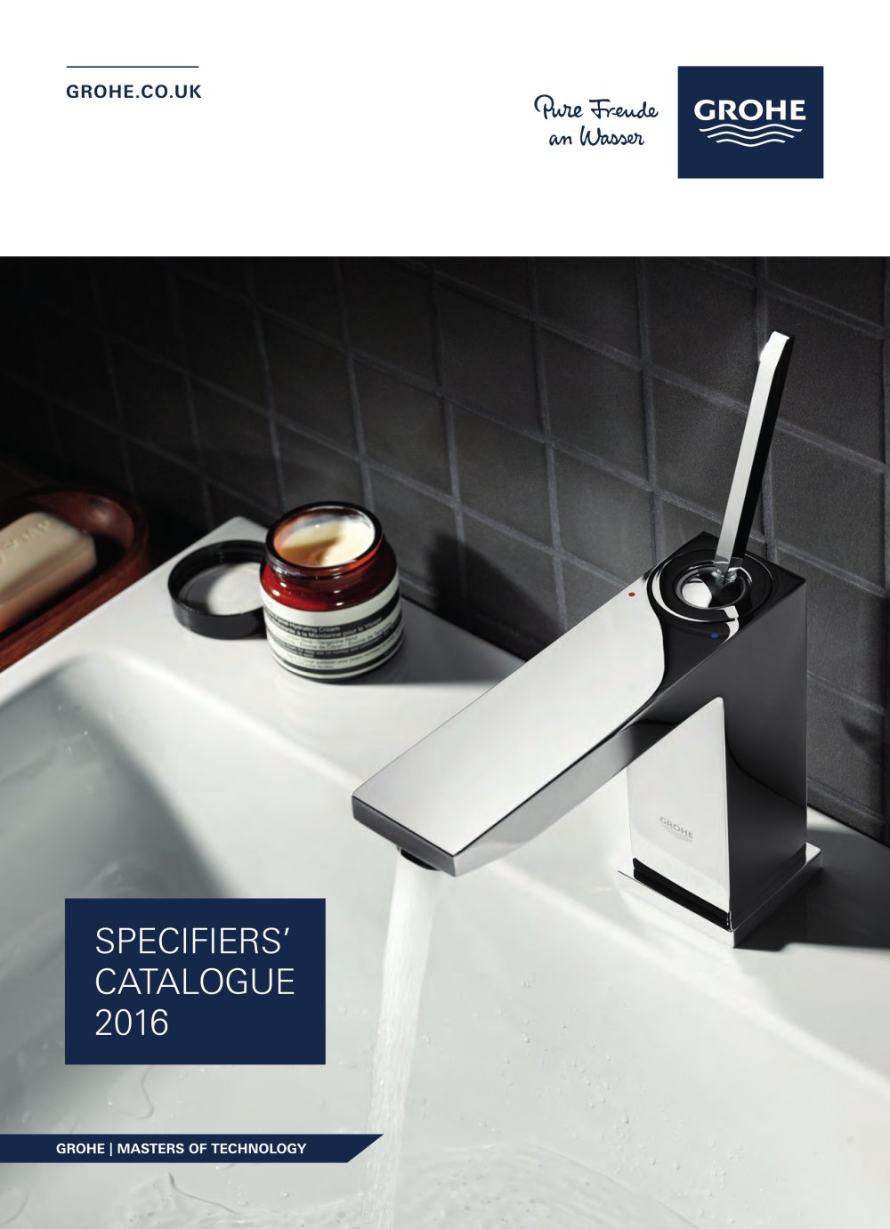 SPECIFIERS\' CATALOGUE 2016 - GROHE - PDF Catalogues | Documentation ...