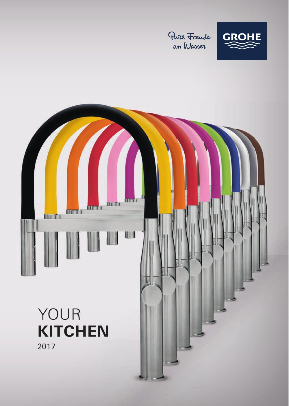 YOUR KITCHEN 2017 - GROHE - PDF Catalogues | Documentation | Brochures
