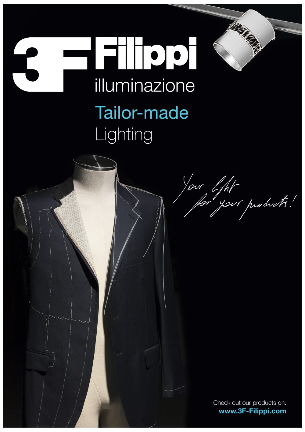 Tailor-made Lighting - 1 / 3 Pages  sc 1 st  Catalogues Archiexpo & Tailor-made Lighting - 3F Filippi S.p.A. - PDF Catalogues ... azcodes.com
