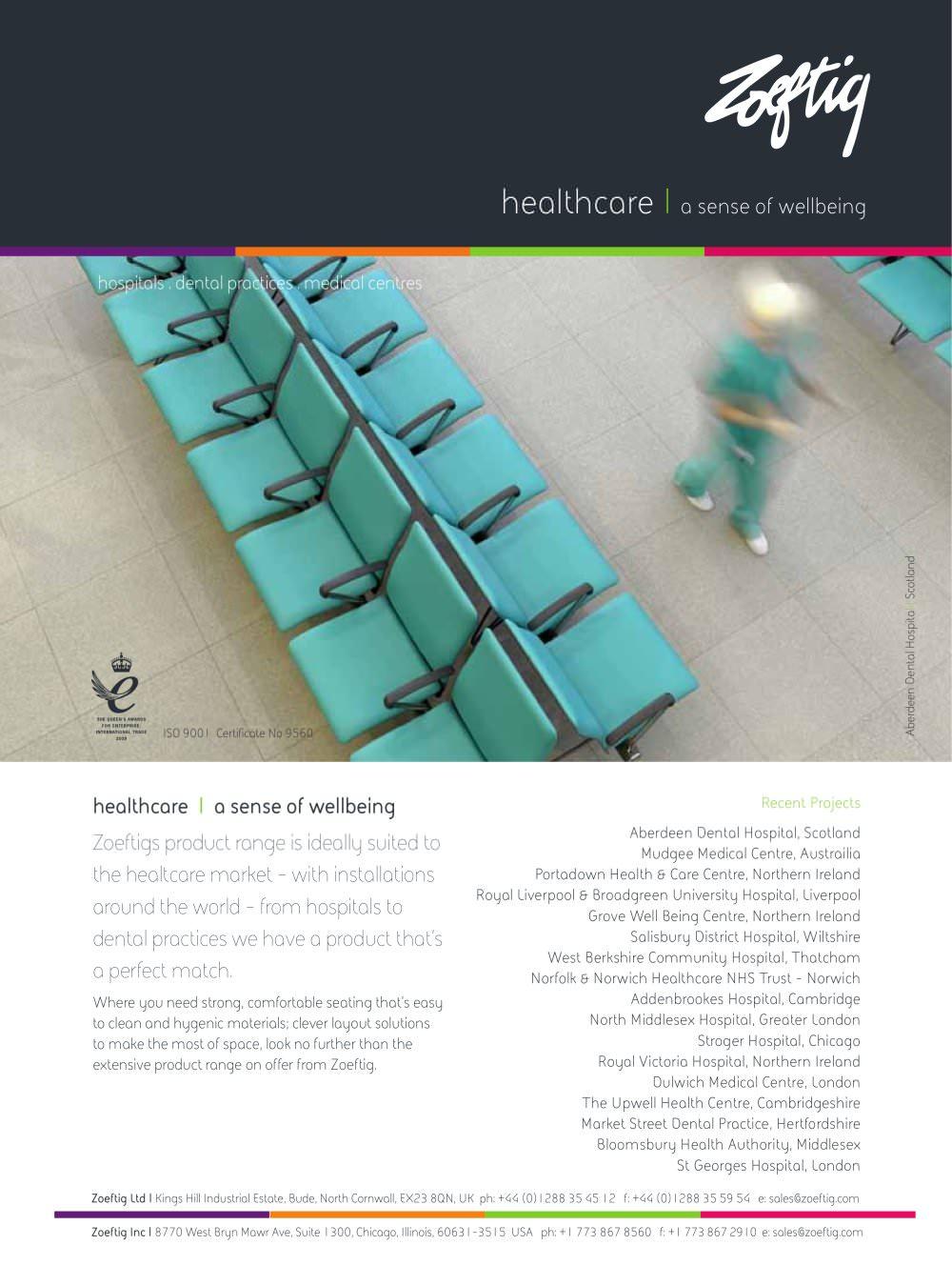 Healthcare Brochure Zoeftig PDF Catalogues – Healthcare Brochure