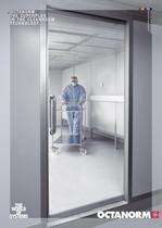 OCTANORM. THE SUPERPLUS IN THE CLEANROOM TECHNOLOGY.