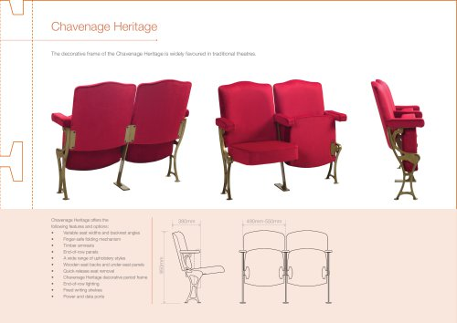 Chavenage Heritage