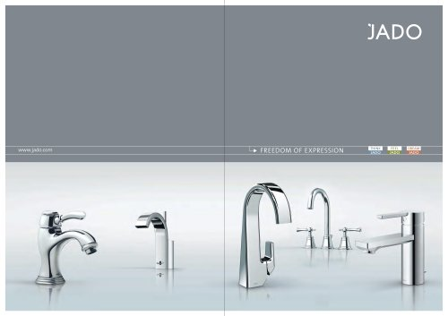 JADO catalogue 2012