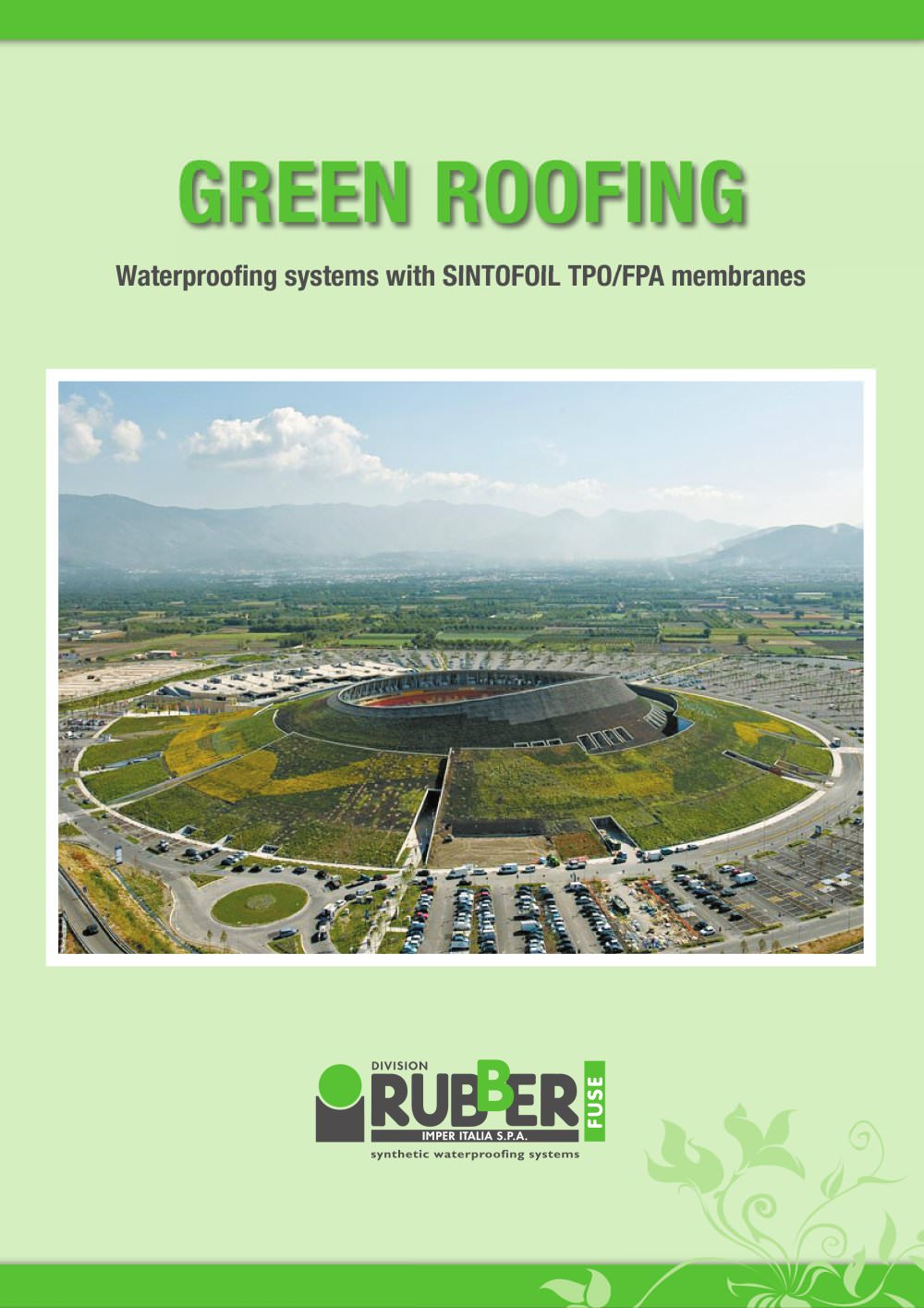 Green Roof   1 / 8 Pages