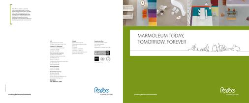 FORBO MARMOLEUM MAGAZINE