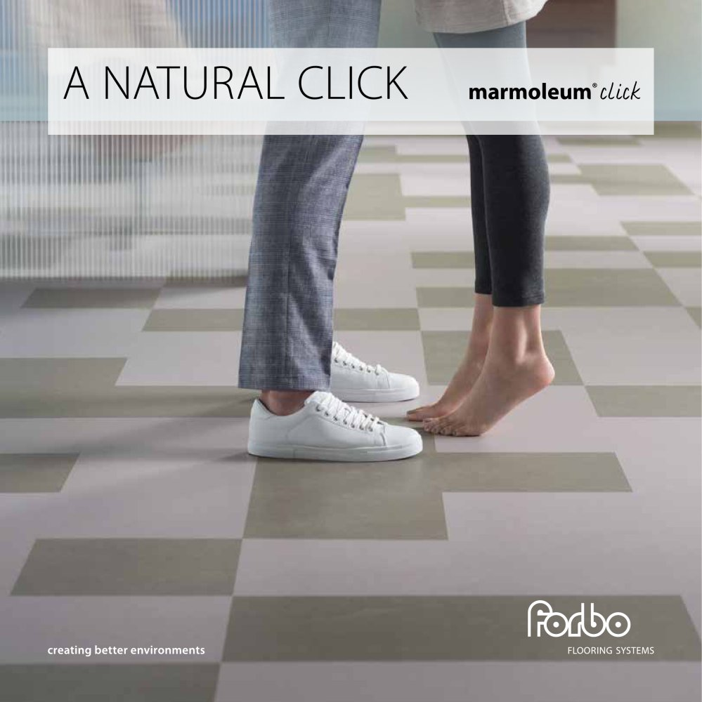Marmoleum Click   1   9 Pages. Marmoleum Click   Forbo Flooring Systems   PDF Catalogues