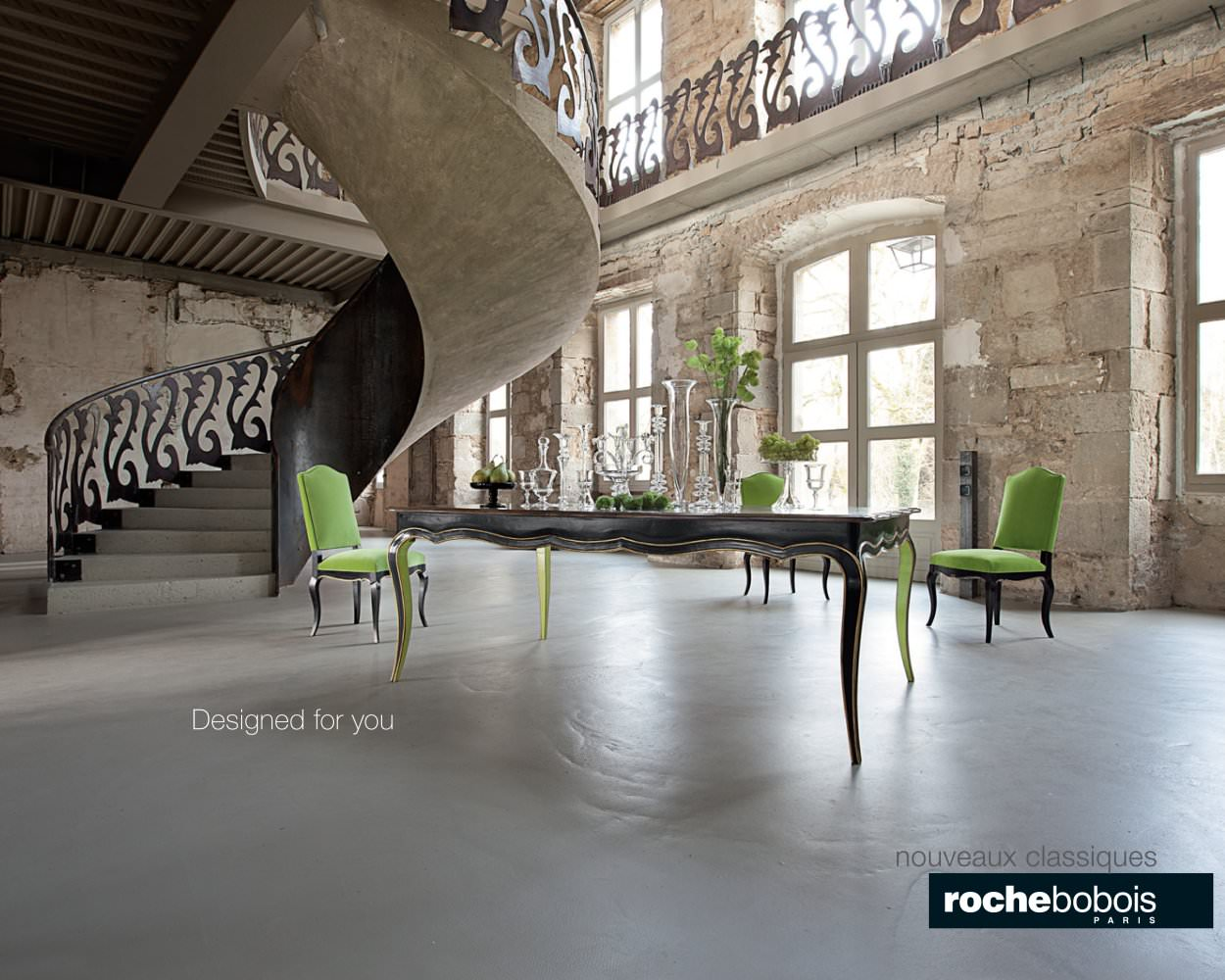 Nouveaux Classiques Roche Bobois Pdf Catalogues  # Les Table Pour Television Nouveaute