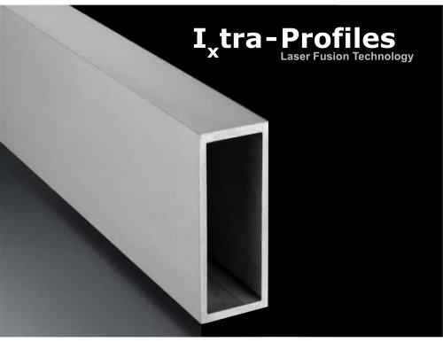 Booklet Ixtra Profiles