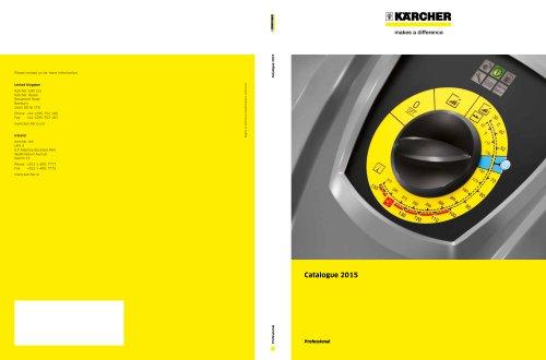 Professional Catalogue 2015