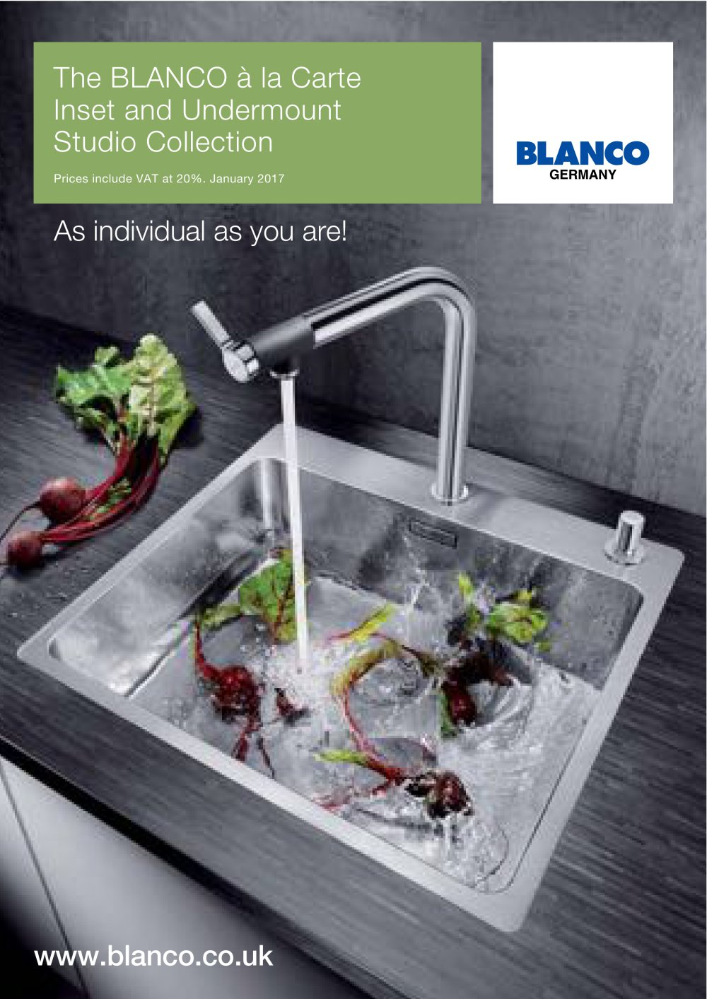Image result for blanco inset and undermount brochure