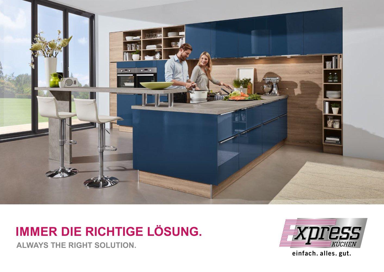 Gemütlich Express Küchen Fotos - Ideen Für Die Küche Dekoration ...