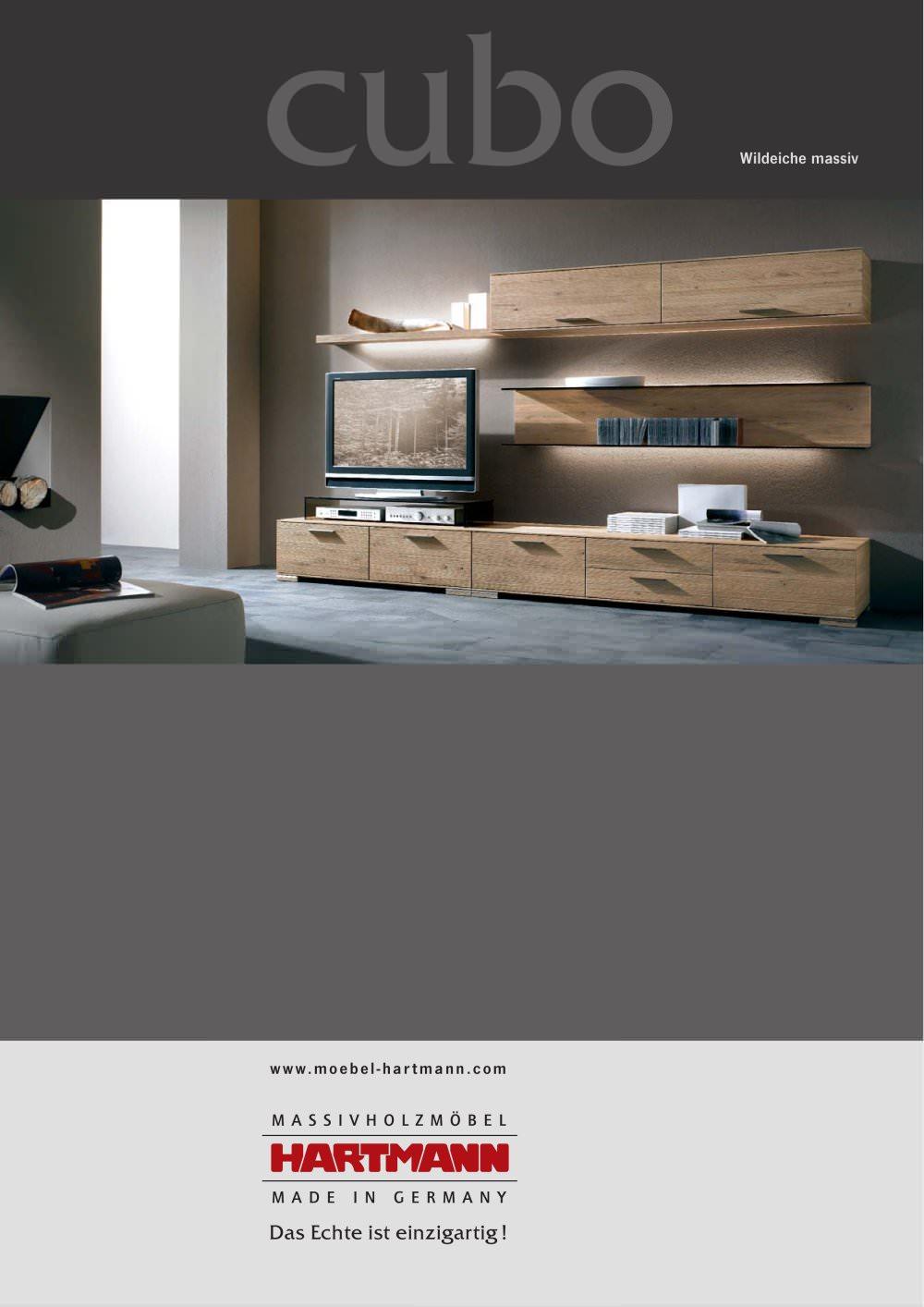 Cubo - Hartmann Möbelwerke GmbH - PDF Catalogues | Documentation ...