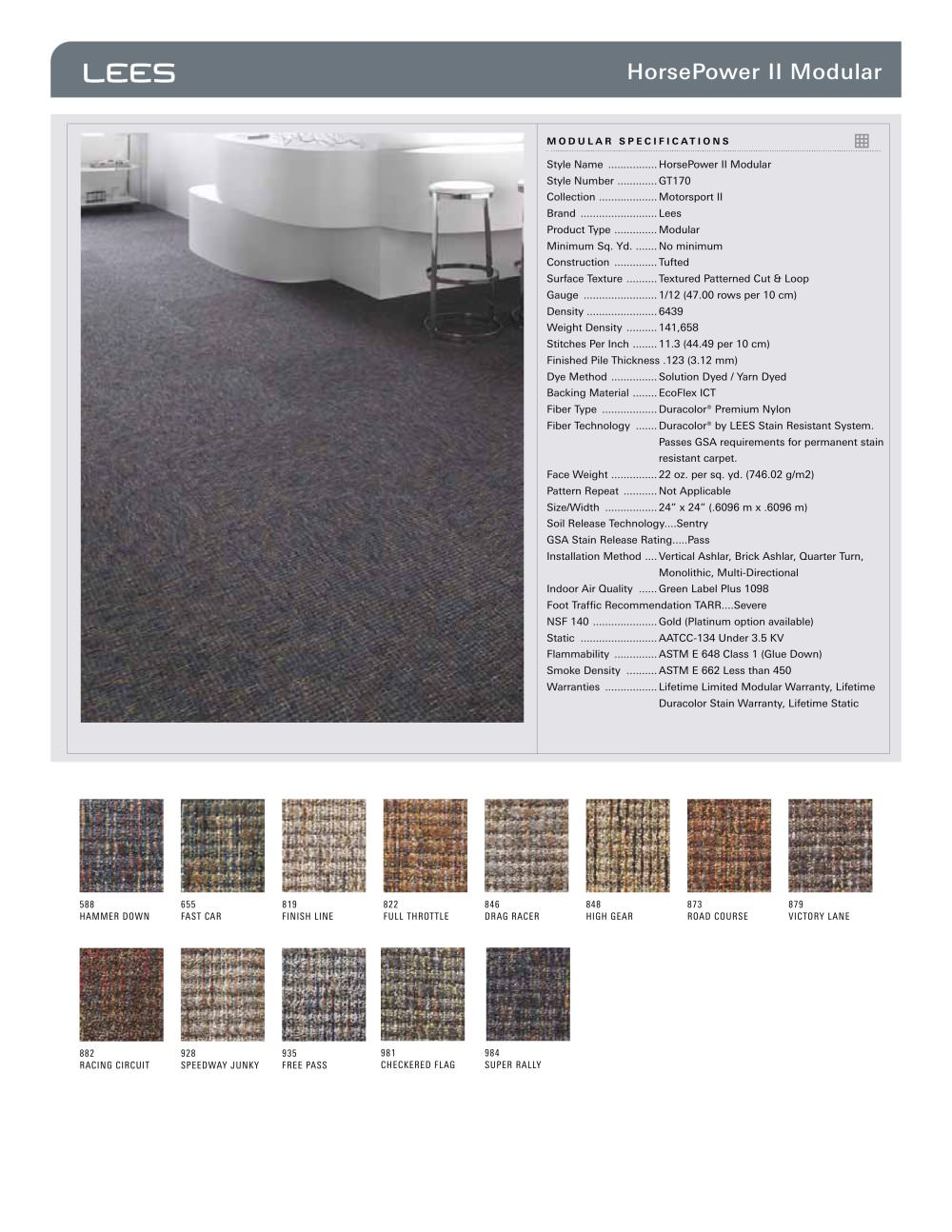 Lees carpet tile emerging lights carpet vidalondon lees carpet tile ground strata vidalondon horsepower ii 1 1 pages baanklon Images