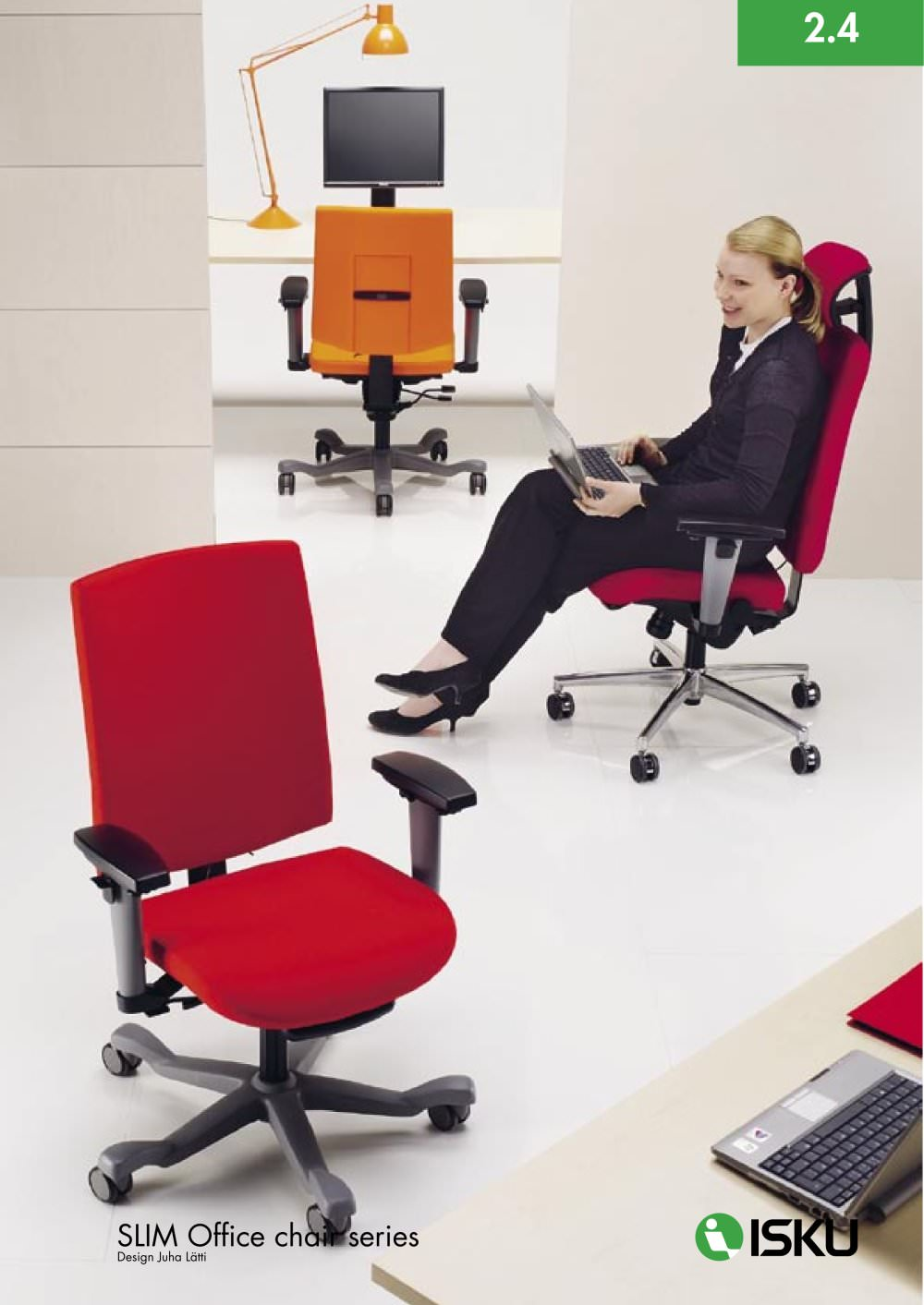 Slim Office Chair Series 1 8 Pages