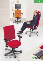 SLIM office chair series