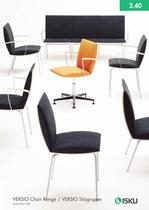 VERSIO chair range