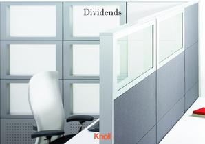 Dividends complete brochure