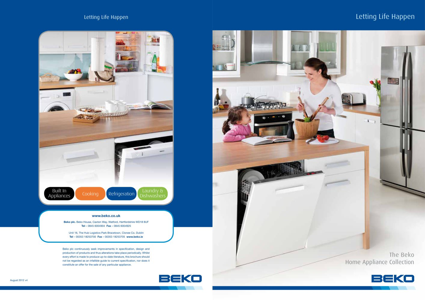 Uncategorized Beko Kitchen Appliances beko built in appliances pdf catalogues documentation 1 24 pages